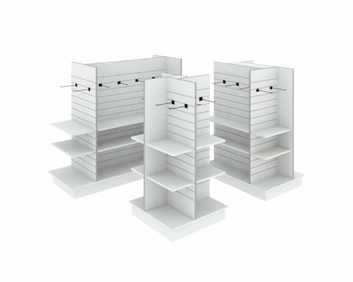 Gondola Display Stands Image