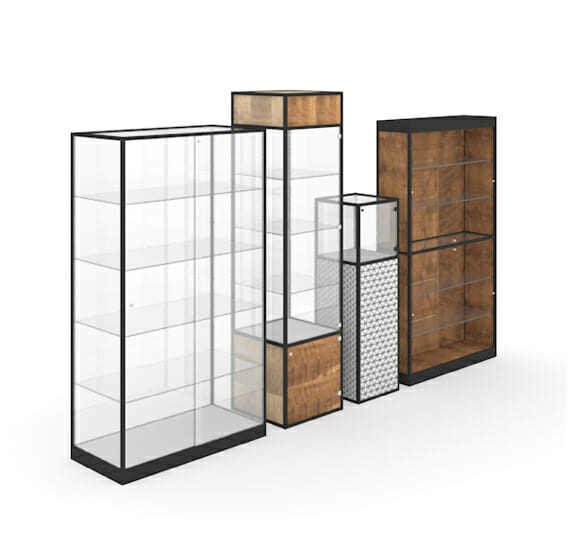 Full Glass Showcase Image