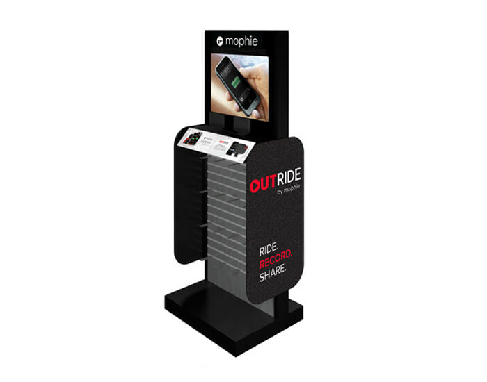 Interactive Electronics Display